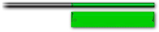 Socx Fluor Wrap 5.5mm / Green