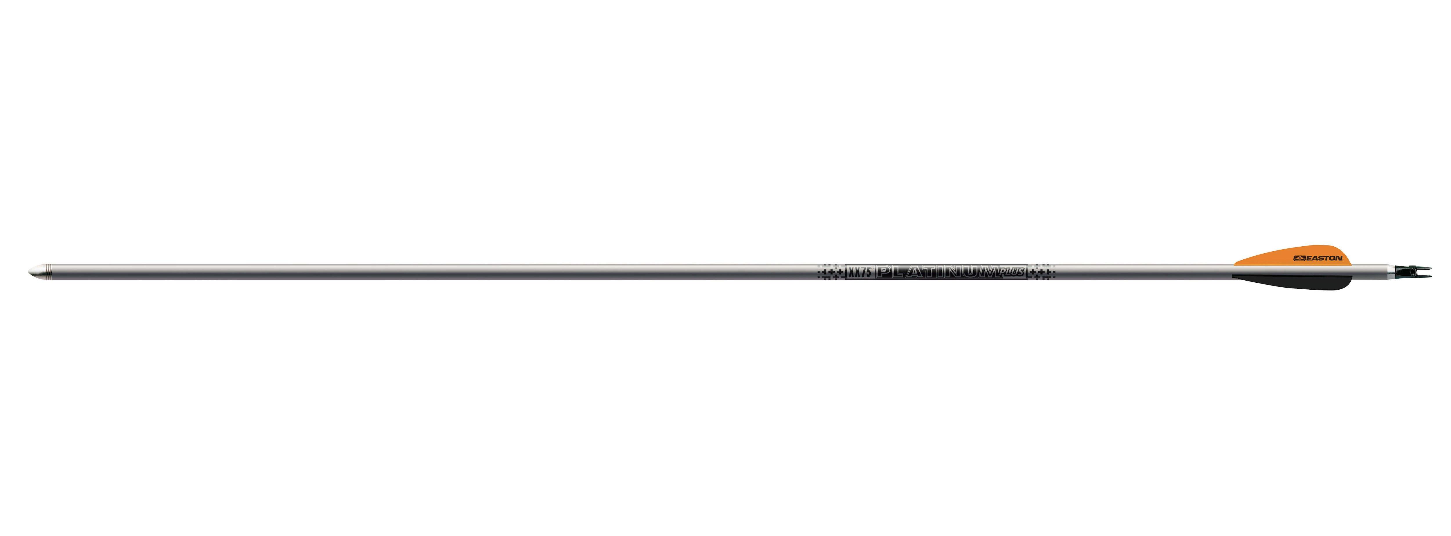 Easton XX75 Platinum Plus Fertigpfeil