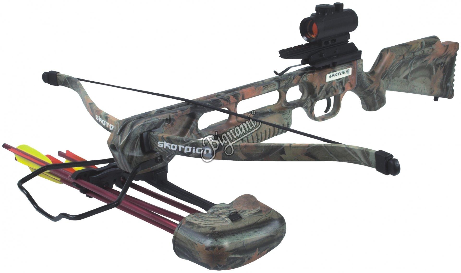 Skorpion Armbrust XBR 100 CM 175# SET