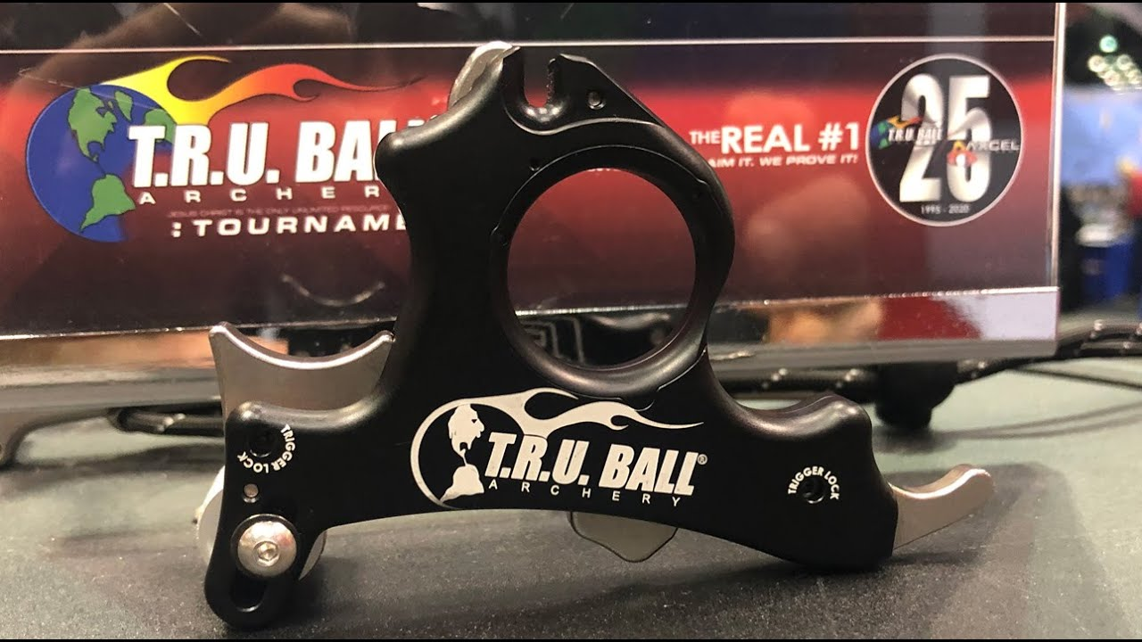 T.R.U. Ball GO2 Release, Release - est-bogensport.de