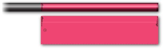 Socx Fluor Wrap 10.3mm / Pink