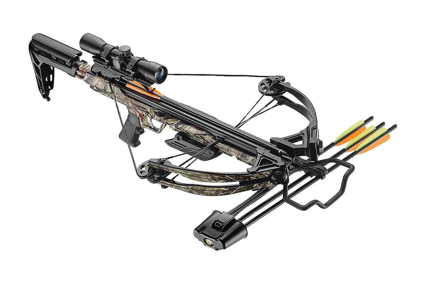 Ek Archery Blade Camo Armbrust