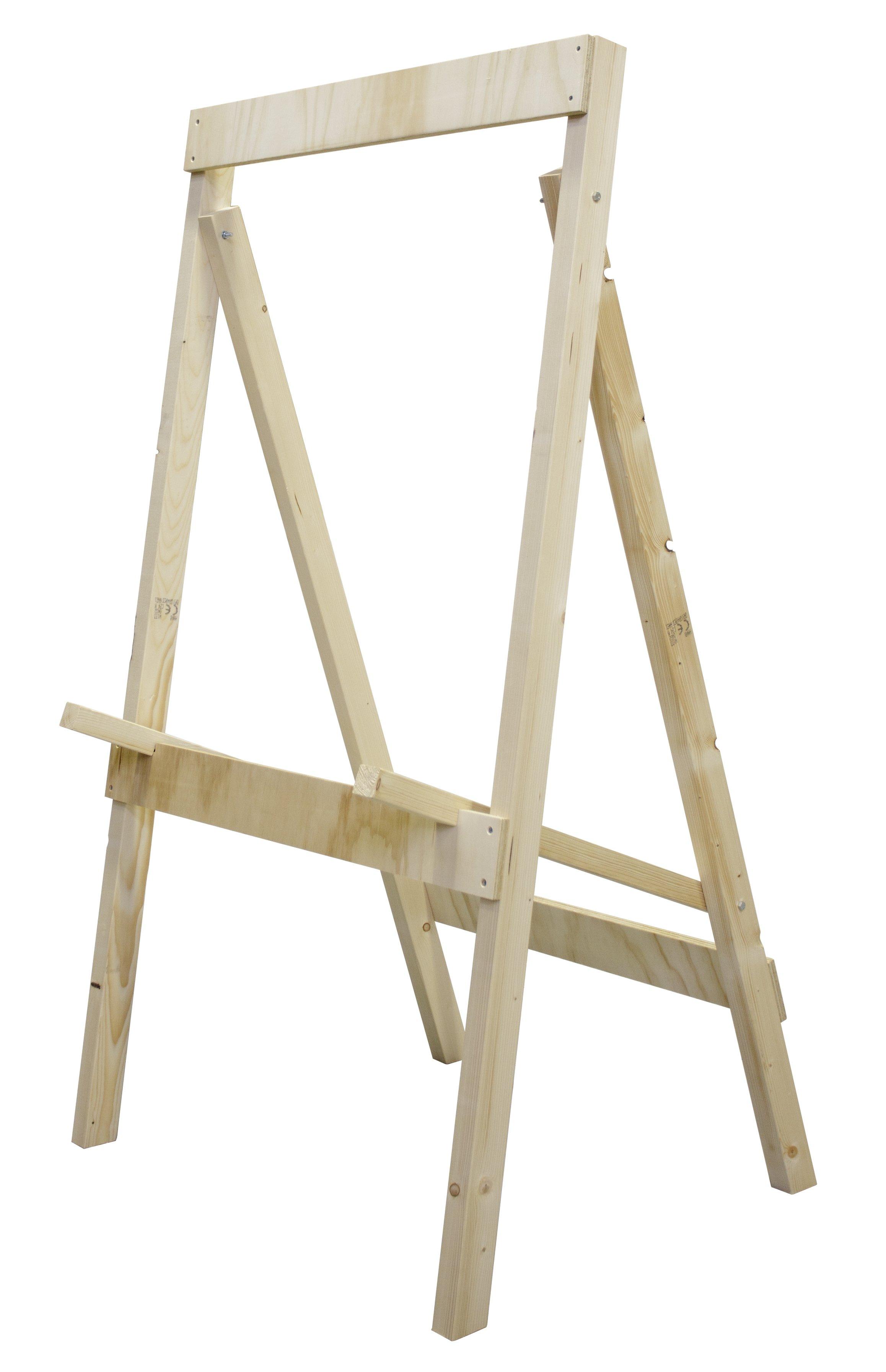 JVD Holz-Scheibenständer