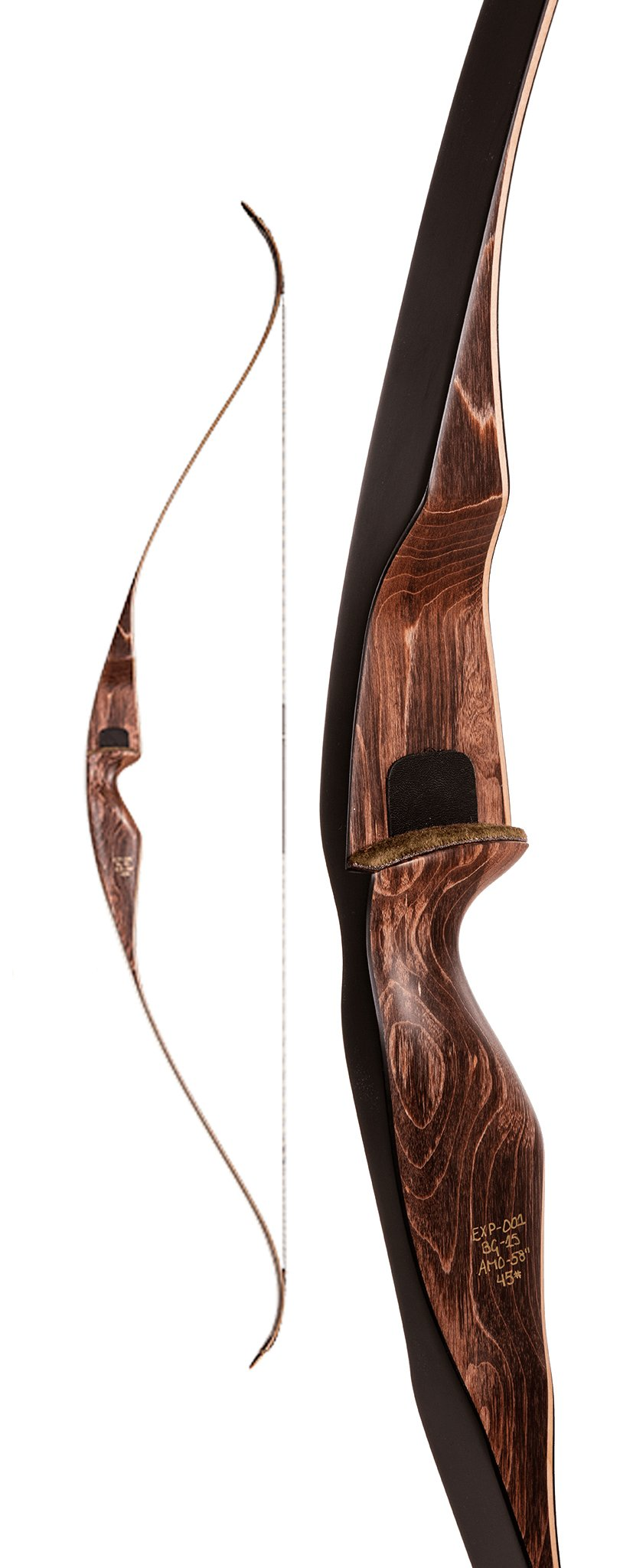 Bear Archery Grizzly Recurve Traditionell LH / 35 lbs