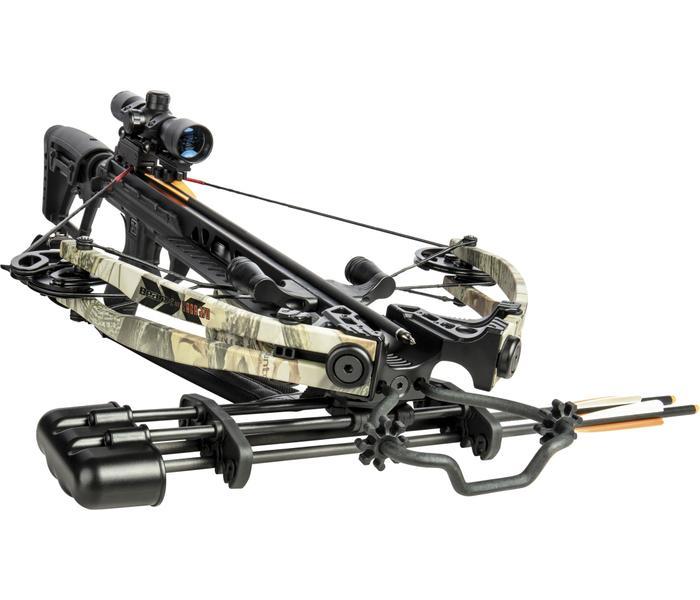 Bear Archery Bear x Saga Armbrust SET Identitäts- und Altersprüfung durch DHL: +1.90 EUR