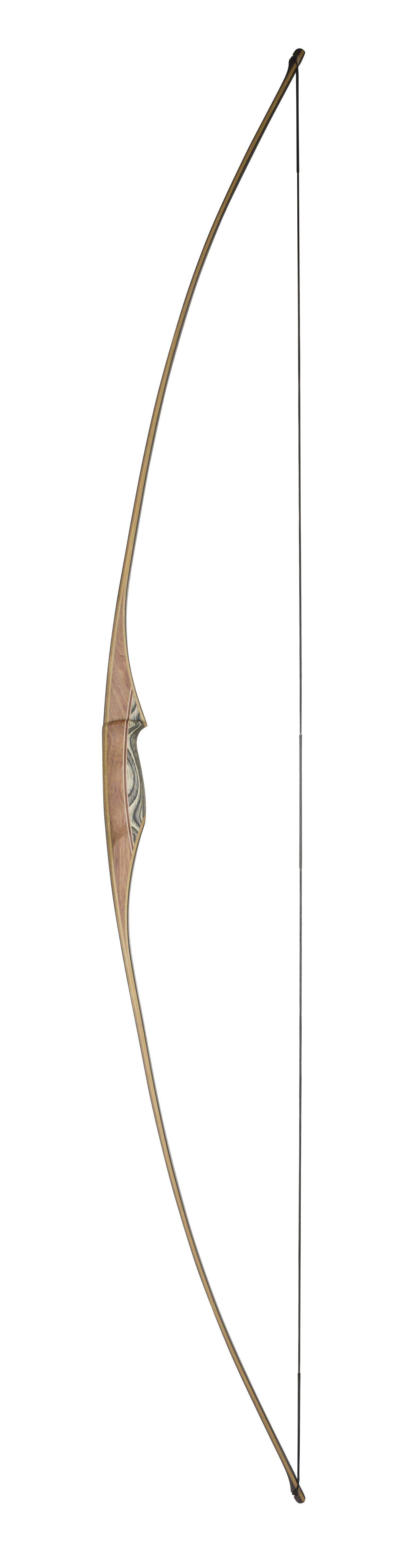 White Feather Osprey Langbogen