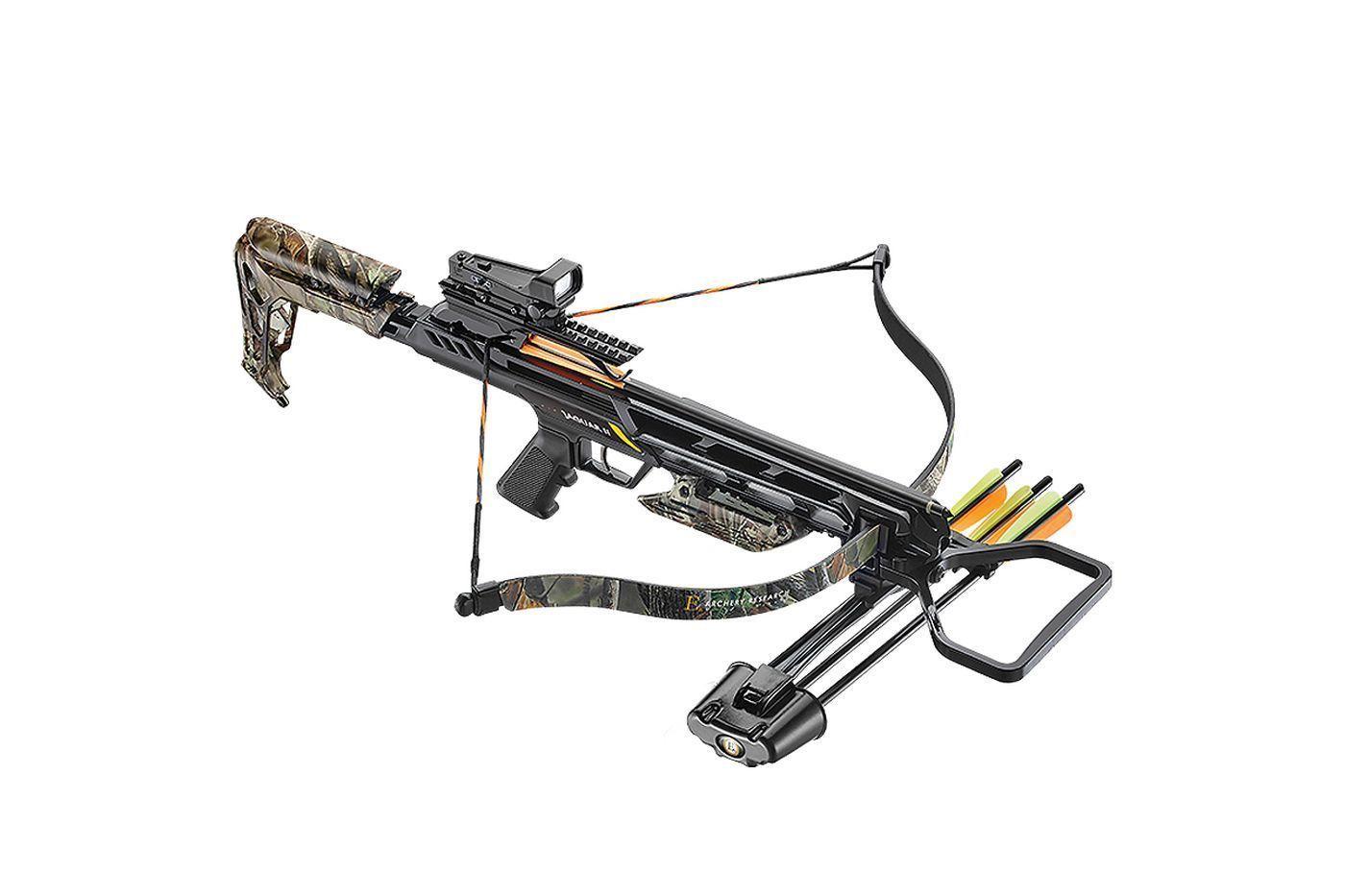Ek Archery JAG 2 Pro Armbrust Camo wiederholte Identitäts- und Altersprüfung durch DHL: +0.00 EUR