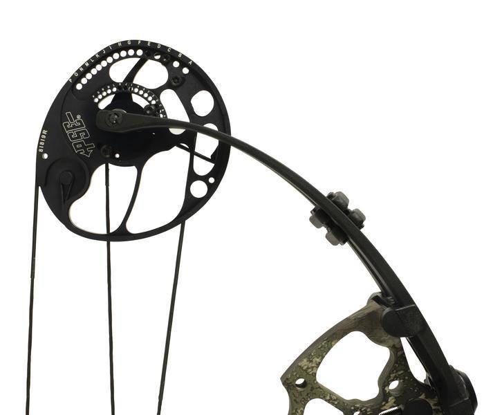 PSE RTS Pro Stinger Max SS 2020 Compoundbogen-Set 70 lbs / LH / Black