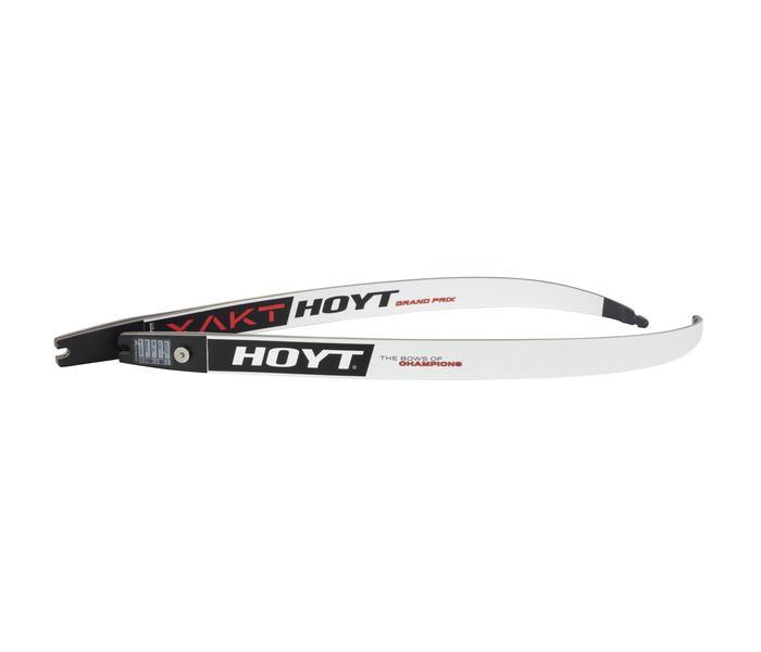 "Hoyt Grand Prix Carbon Xakt 2021 Recurve Wurfarme 70"" (long) / 20 lbs"