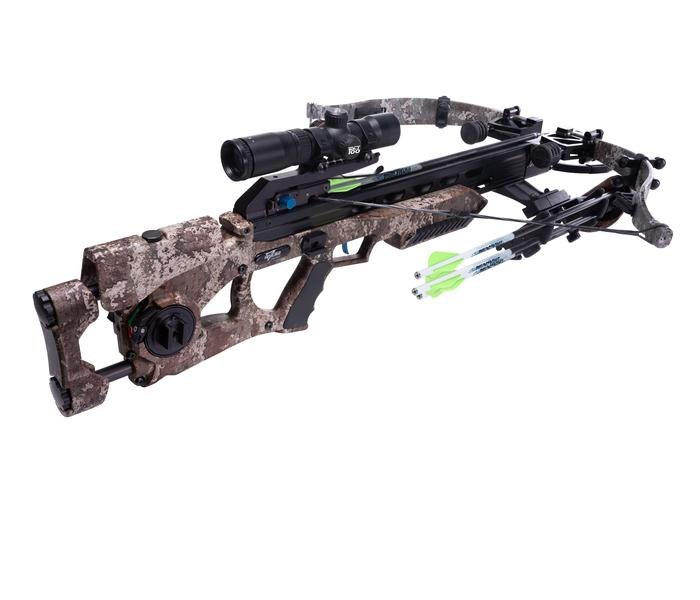 Excalibur Assassin 420 TD Armbrust Original SET Realtree Edge