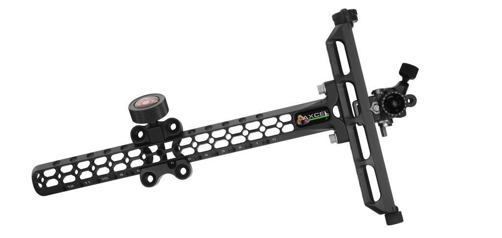 """Axcel Achieve Carbon RXL Visier RH / Purple/Black / 9"""""""