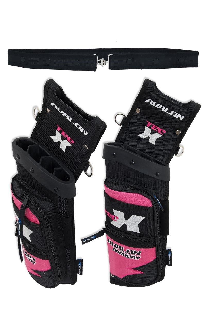 Avalon Tec X Feld Köcher RH / pink