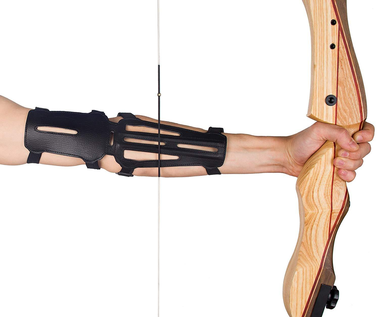 est Bogensport Armschutz lang