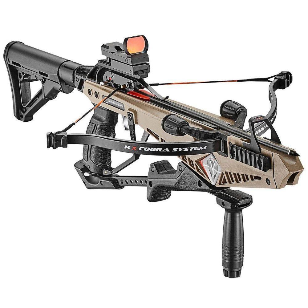 EK Cobra RX130 BK DL Pistolenarmbrust