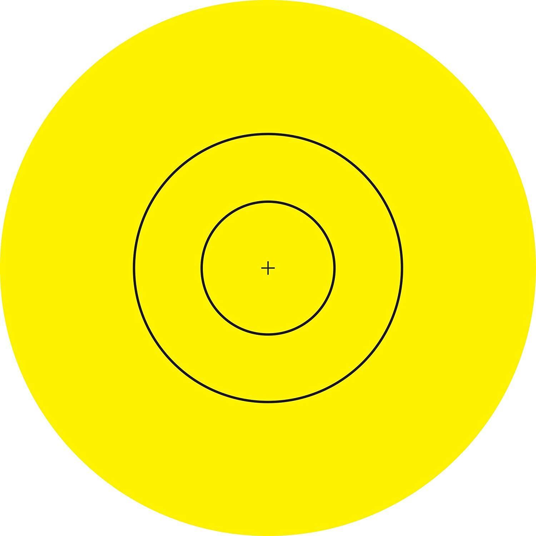 Ersatzaufkleber-Mitte 40 cm