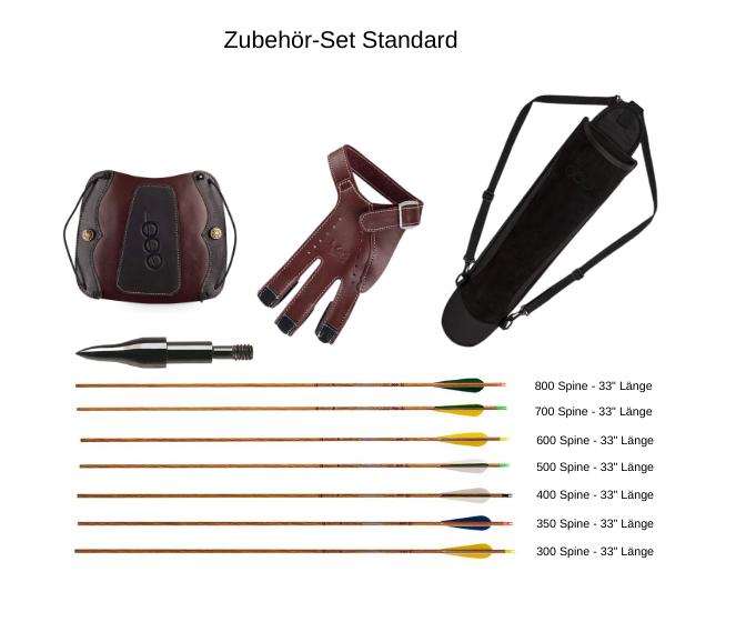 Fairbow Sentinel Langbogen 40 lbs / Standard