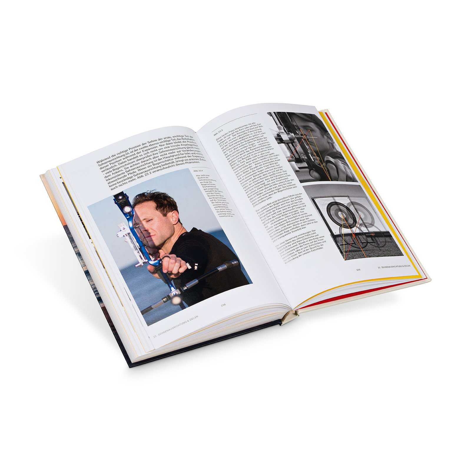 """Fachbuch """"Der Bogenschütze von Innen"""""""