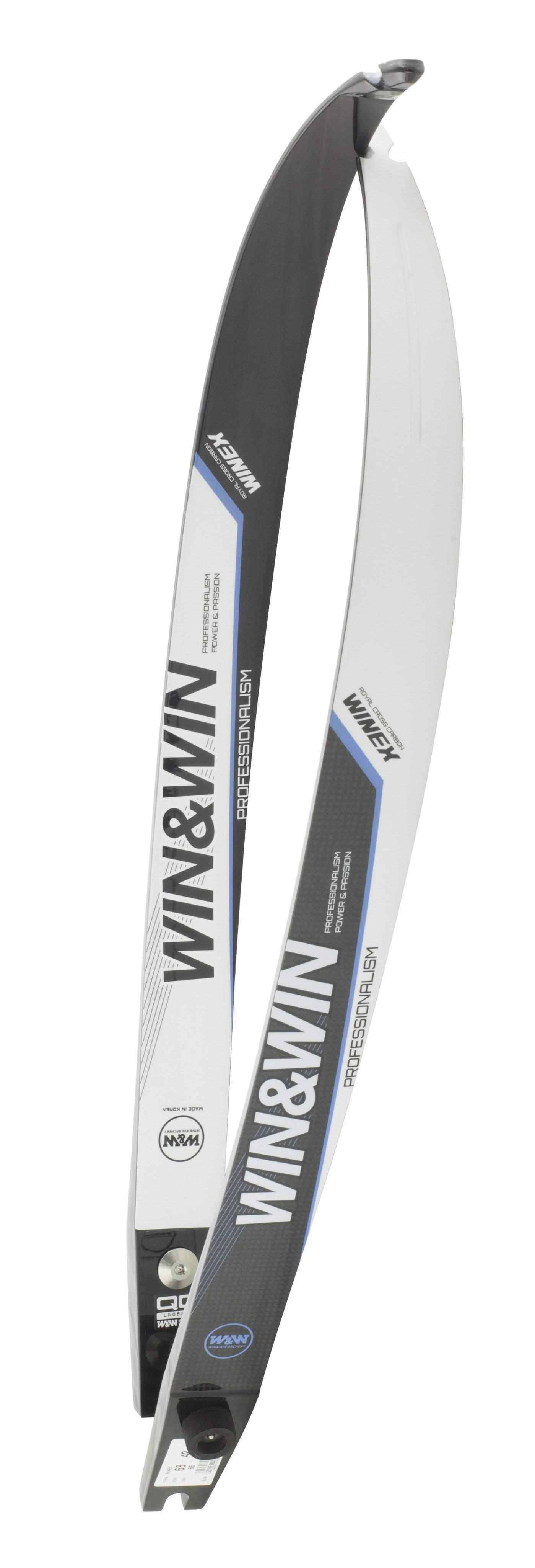 """Win&Win Winex II Recurve Wurfarme 68"""" / 32lbs"""
