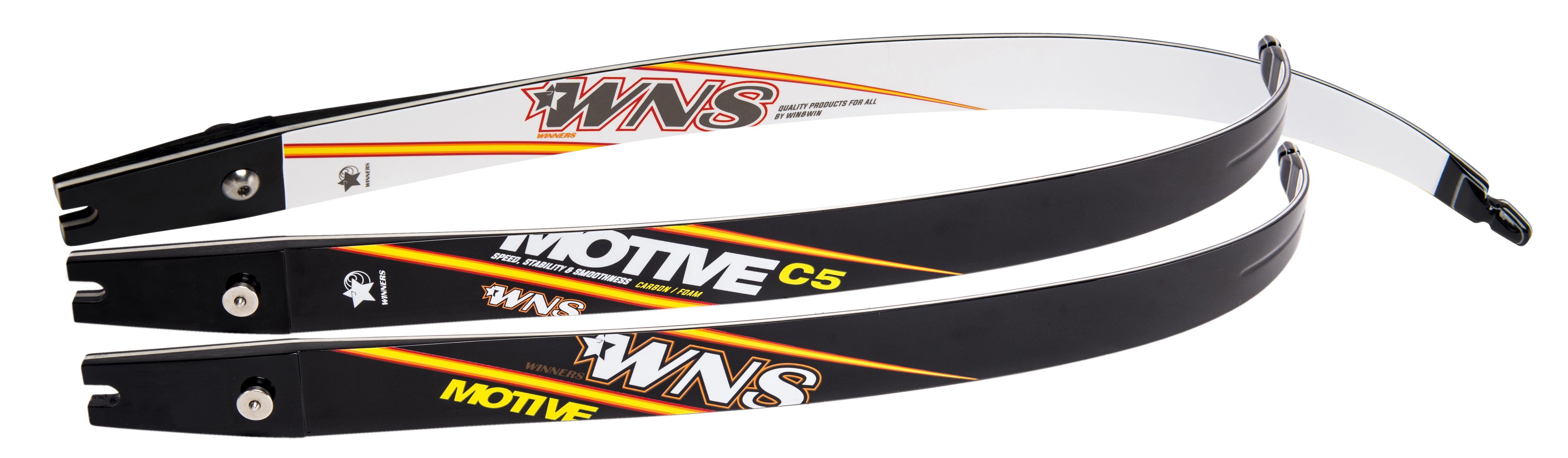 Winners Motive C5 Carbon / Foam Recurve Wurfarme, Wurfarme - est-bogensport.de