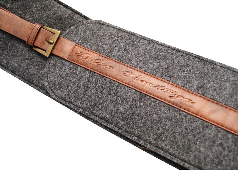 Falco Soft Langbogentasche Vintage Designer