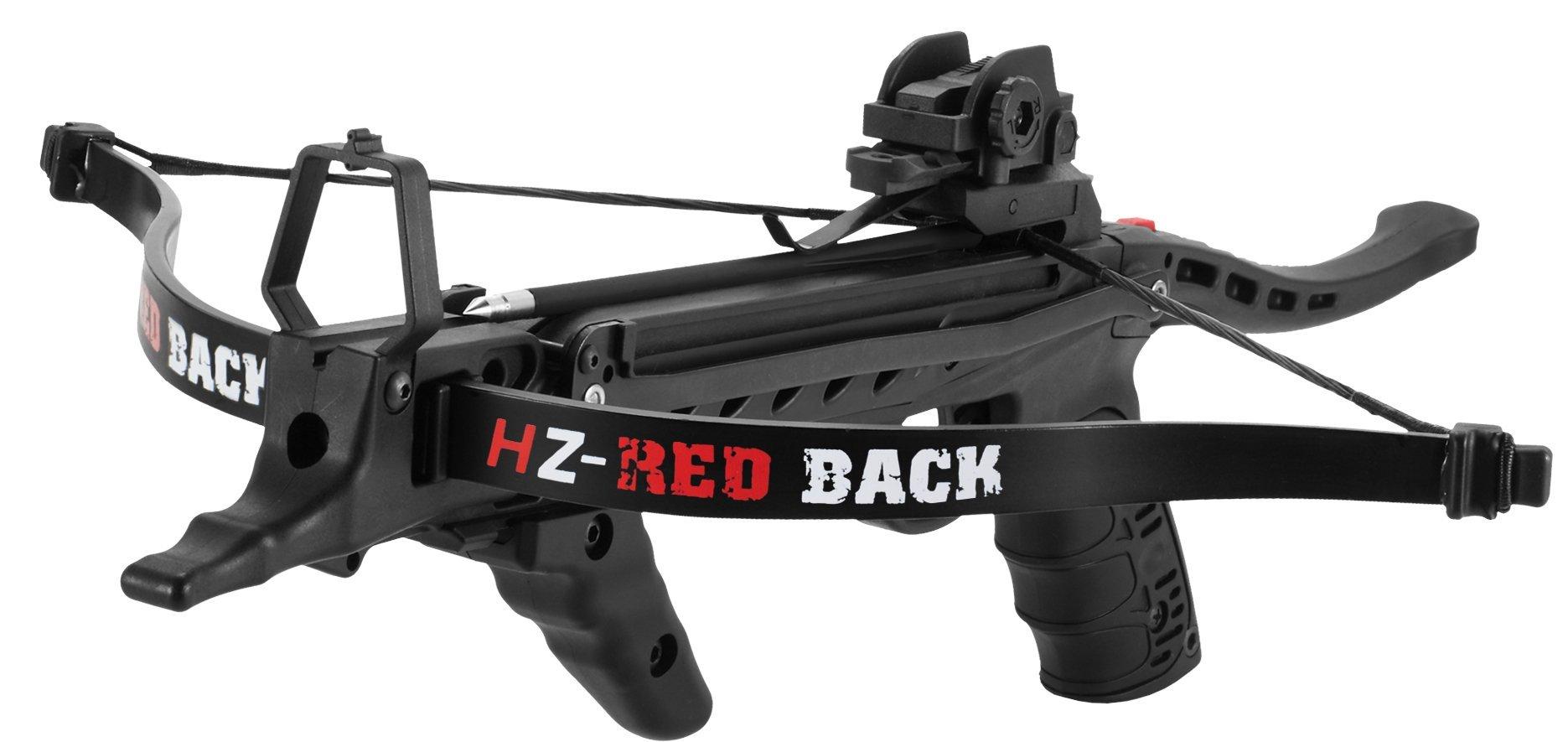 Hori-Zone Redback Armbrust SET 80lbs Single / Identitäts- und Altersprüfung durch DHL: +1.90 EUR