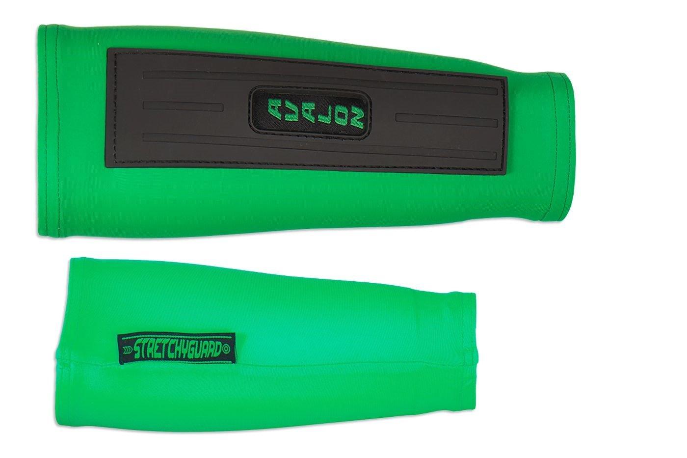 Avalon Slip On Stretch Armschutz S / grün
