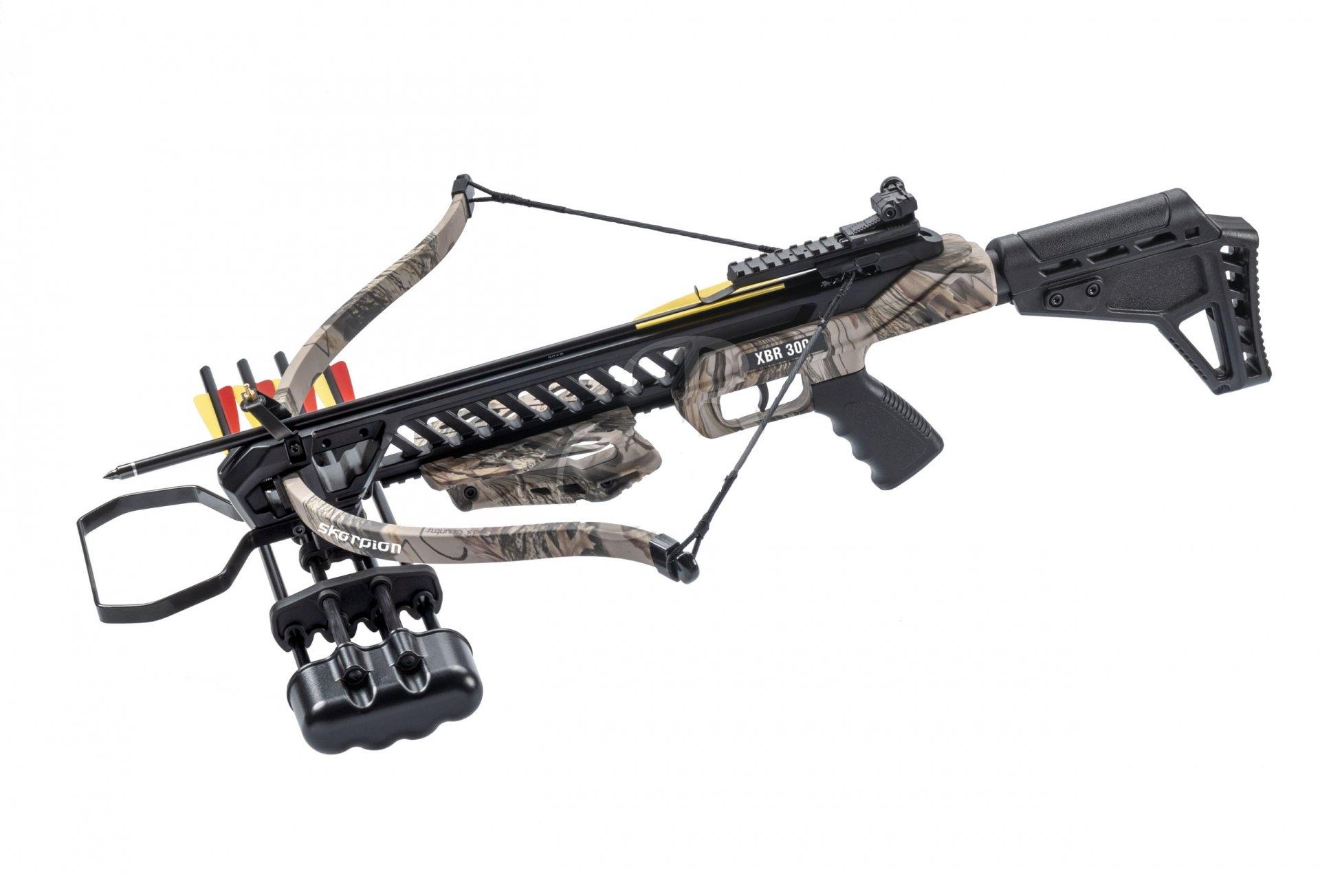 Skorpion XBR 300 175 lbs Armbrust