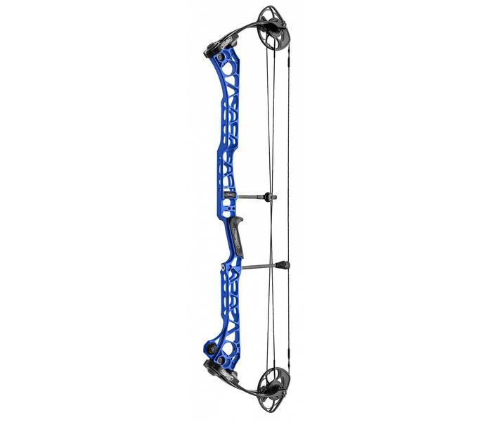 Mathews TRX 40 2021 Compoundbogen - LH Blue / 50-60 lbs / 28.0