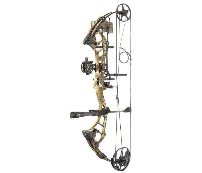 PSE RTS Stinger Max SS 2020 Compoundbogen-Set 70 lbs / LH / Mossy Oak Country