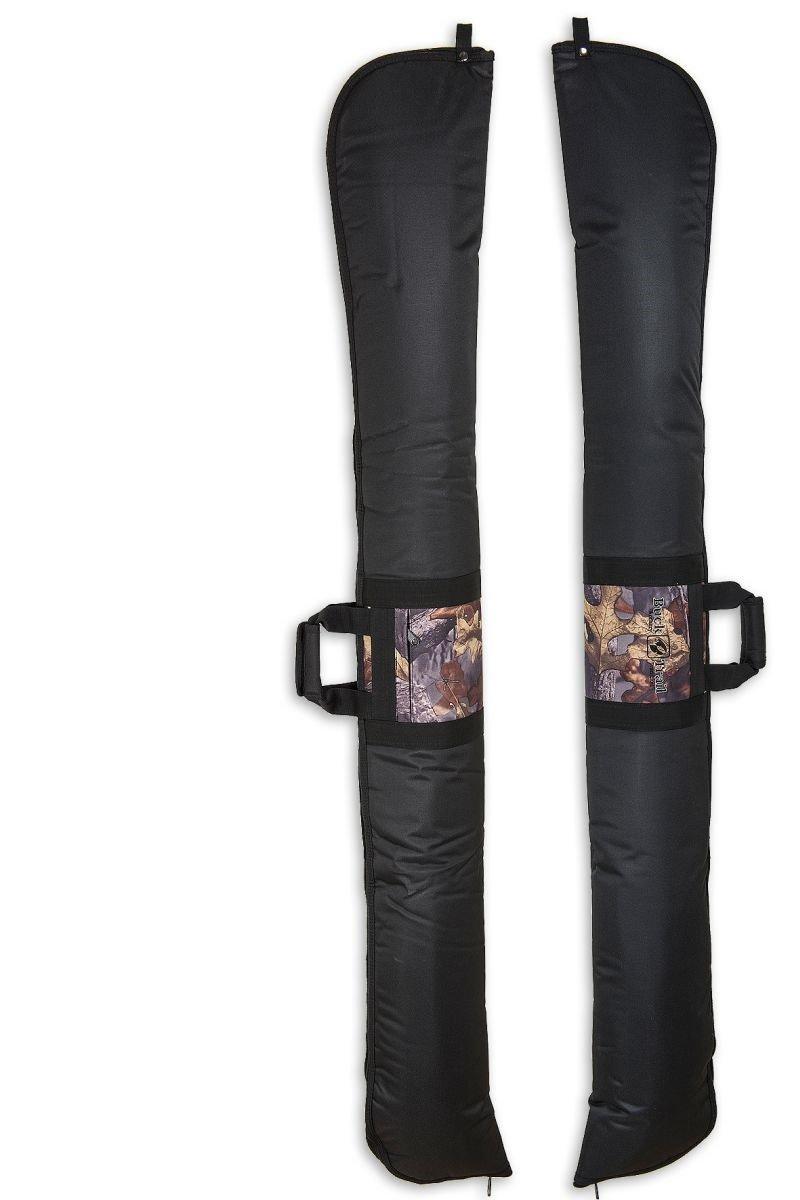 Buck Tail Soft Case Black/Camo Bogentasche 163x23 cm