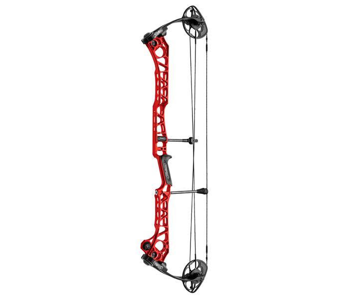 Mathews TRX 38 G2 2021 Compoundbogen - LH Red / 50-60 lbs / 28.0