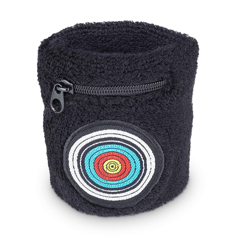 Schweißarmband mit Tasche