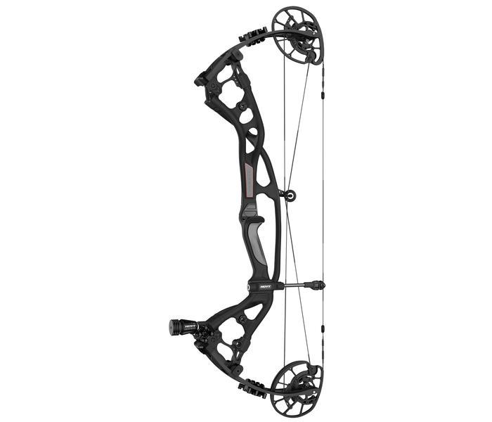 """Hoyt Carbon RX-5 Ultra Compoundbogen - LH Black Out Cameron Hanes / 30.5""""-32"""" / 40-50 lbs"""