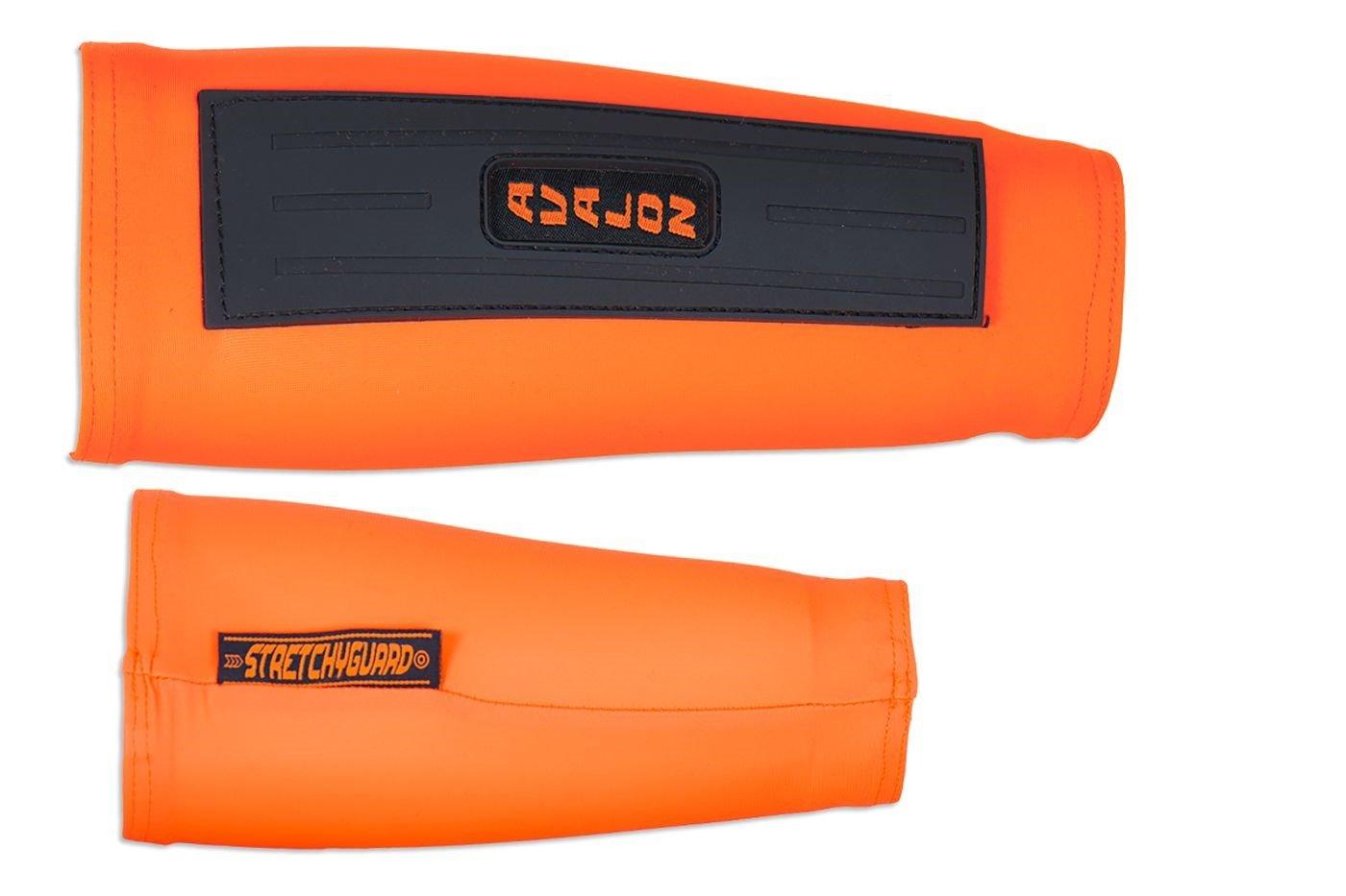 Avalon Slip On Stretch Armschutz M / orange