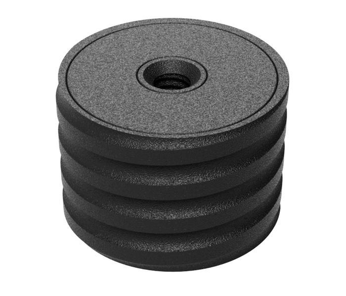 Ramrods Tungsten Damping Gewicht