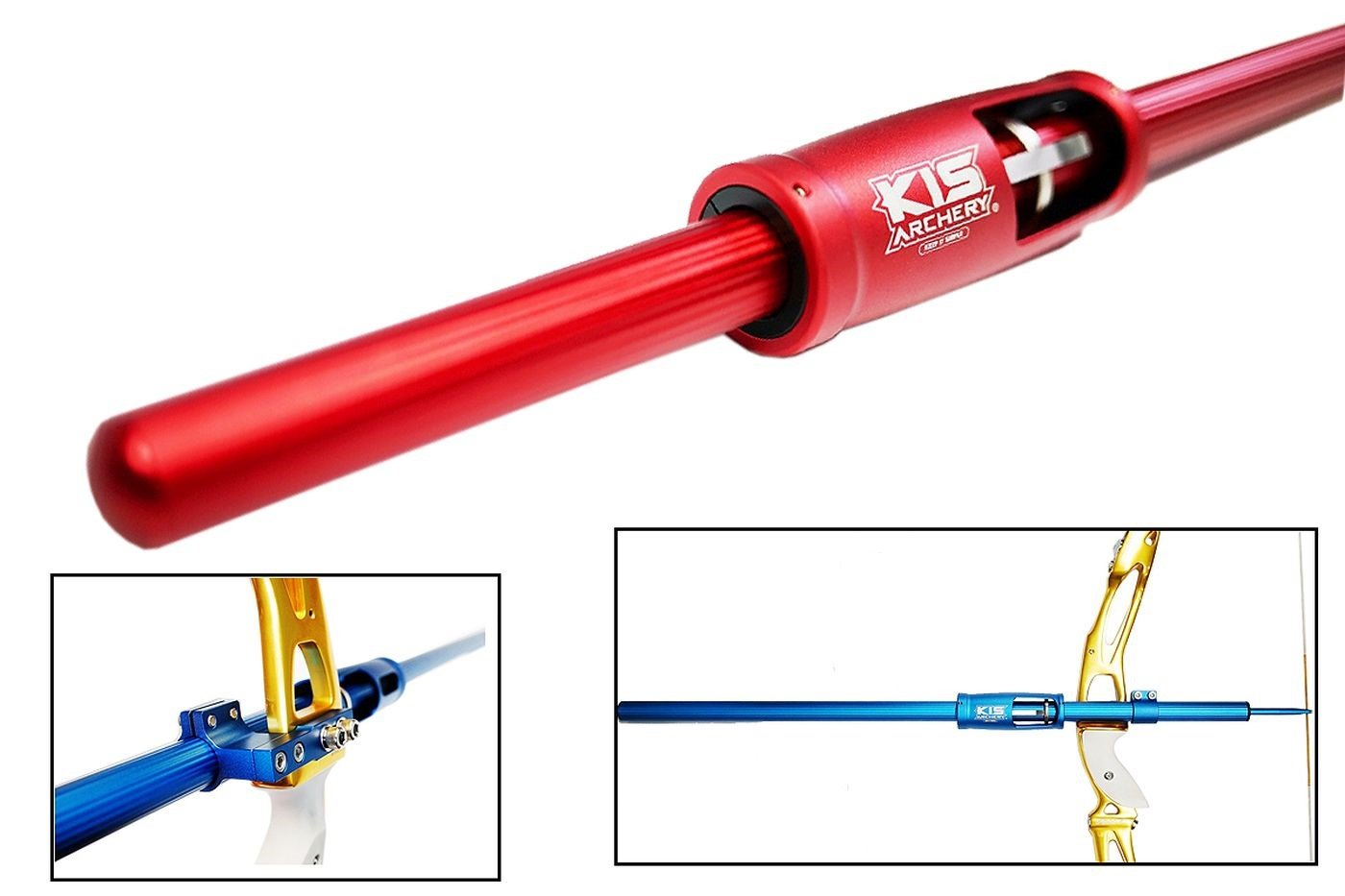 KIS Archery Shooting Trainer rot