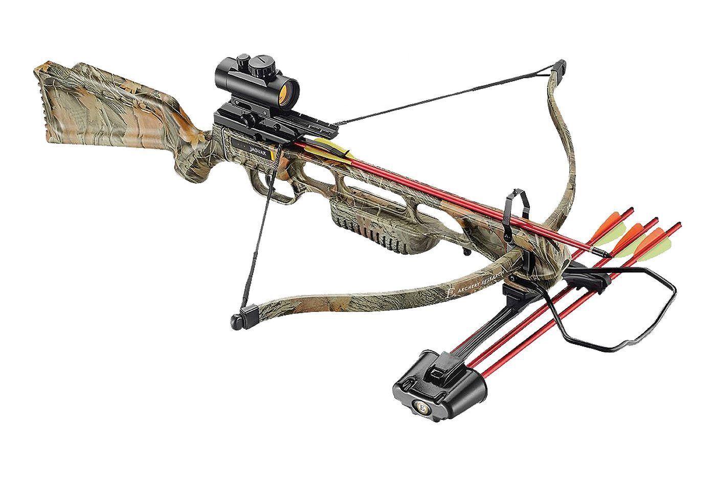 Ek Archery Jag 1 Deluxe Camo Armbrust